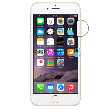 Reparar power iPhone 6 Plus | TACTIL REPAIR