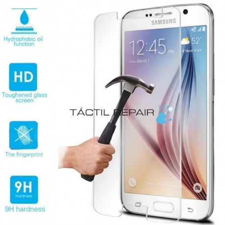 Cristal templado Samsung S6