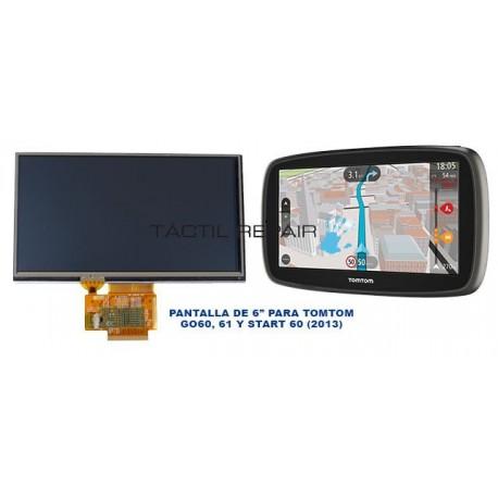 Cambio LCD TomTom Start 60