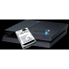 Aumentar Disco Duro a 500GB PS4