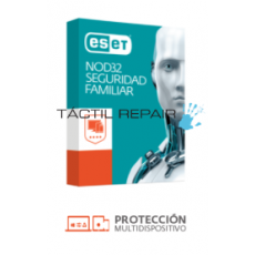 ESET NOD32 Seguridad Familiar