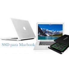 Disco SSD 500GB + Mac OS X