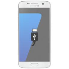 Reparar Conector carga Samsung S7