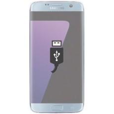 Reparar Conector carga Samsung S7 Edge