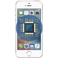 Reparar Chip Carga iPhone 5S