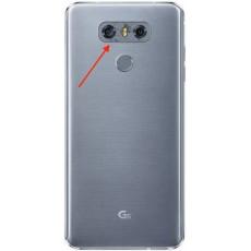 Cambio cristal camara LG G6