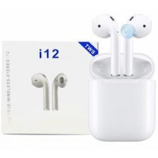 Airpods i12 v5 TWS - Funcion tactil