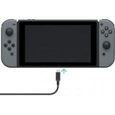 Cambio conector carga Nintendo Switch
