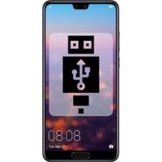 Cambio conector carga Huawei P20 Lite