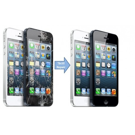 Reparar Pantalla iPhone 5