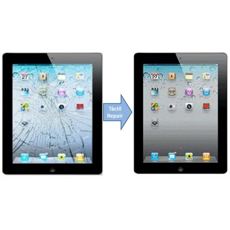 Reparar Tactil iPad 4