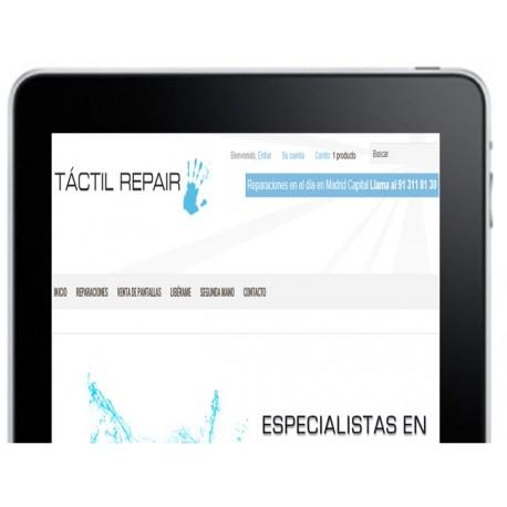 Cambio Antena Wifi/3G iPad 2