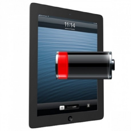 Cambio bateria iPad 4