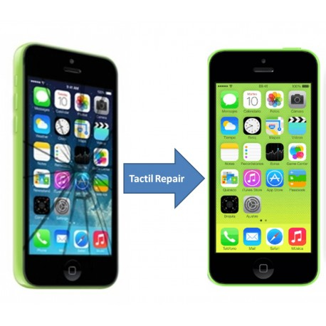Reparar Pantalla iPhone 5C