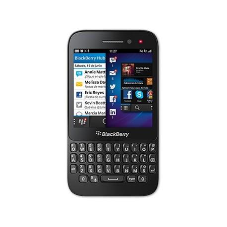 Cambio pantalla Blackberry Q5