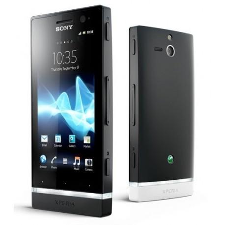 Cambio pantalla táctil + LCD Sony Xperia U