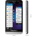 Cambio pantalla completa Blackberry Z30