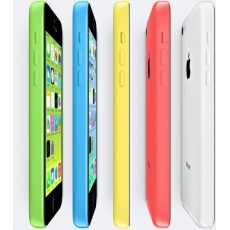 Chasis colores iPhone 5C