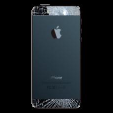 Reparar cristal trasero iPhone 5