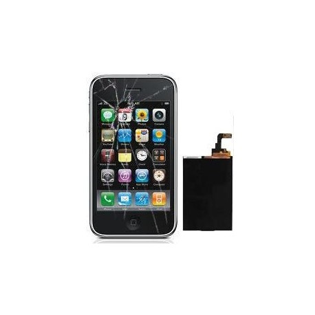Cambiar LCD iPhone 3G