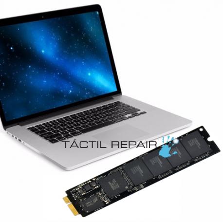"SSD Transcend JetDrive 500 de 240GB Macbook Air 13"" 2010 a 2011"