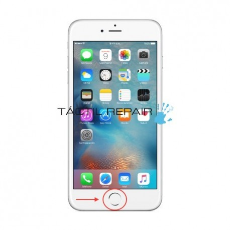 Cambio home iPhone 6