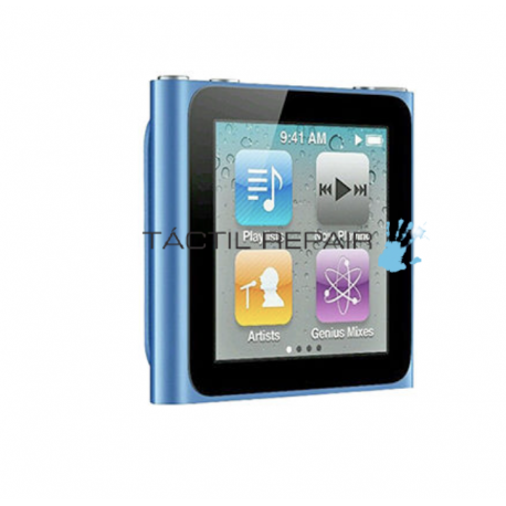 Reparar pantalla iPod Nano 6