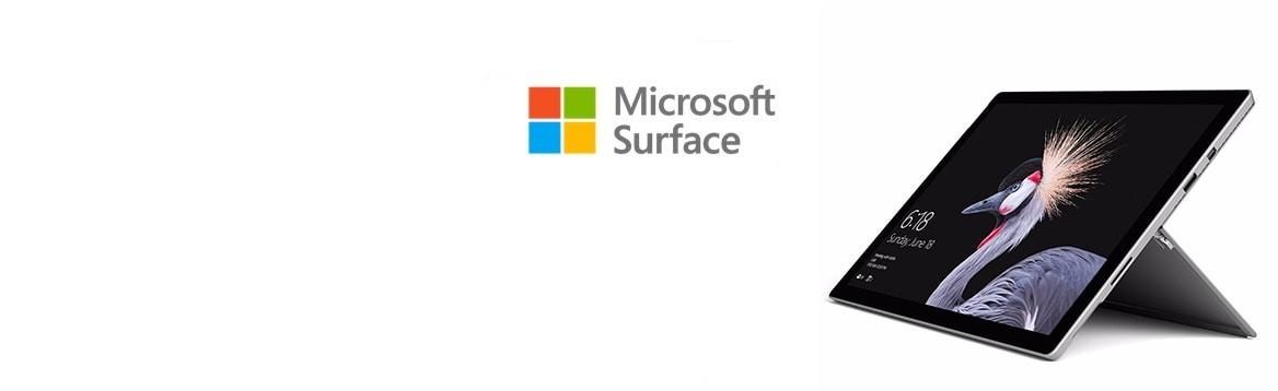Arreglar Microsoft Surface