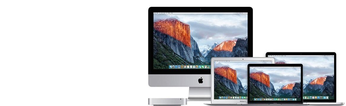 Reparamos todos los modelos de Mac